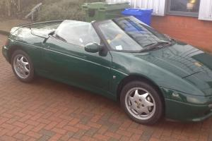 Lotus Elan SE Turbo- MOT Feb 2015