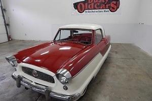1961 Red RunsDrives Great Body Excel Interior New!