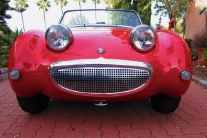 1959 Austin Healey Mk 1 Bugeye Sprite Rotisserie Restored SoCal Rust Free Cond 1 Photo