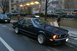 BMW M6 Base Coupe 2-Door 1988 BMW Mint Condition Must See!!