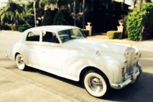 Bentley/Rolls Royce S3 1962 Conversion