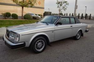 1978 VOLVO 262C BERTONE COUPE 2.7 LITRE TOTALLY ORIGINAL CAR IN BEAUTIFUL COND !