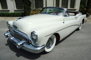 Florida 1953 Buick Skylark Convertible 1,929 Miles A Collector's Dream Must See