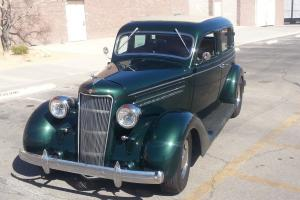 1935 DODGE SEDAN HOT ROD, STREET ROD,CLASSIC, RAT ROD