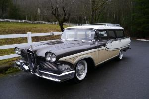 1958 Ford Mercury Edsel Bermuda Station Wagon 32,000 miles