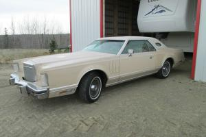 Lincoln : Mark Series Cartier Edition