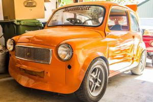 1964 FIAT 600D with Autobianchi A112 Engine