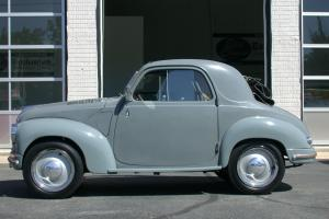 "1951 Fiat Topolino Convertible ""SURVIVOR"""