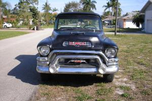 1955 GMC 100   2ND SERIES P.U.