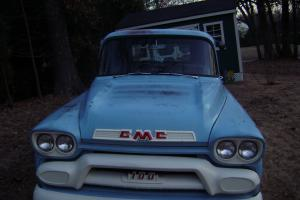 1959 GMC 100 Base 4.4L stepside