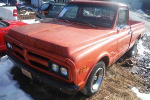 1972 GMC PICKUP SHORTBED Photo