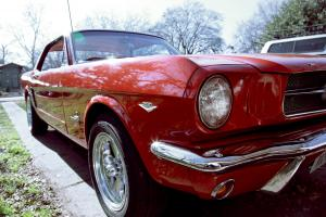 V8, Automatic, Red, Numbers Matching, Dual Exhaust, Restored, Generator, HOT!!!!