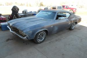 1969 chevelle ss  numbers match auto air