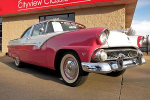 1955 Ford Crown Victoria Coupe, Matching Numbers, Showroom, Restored!