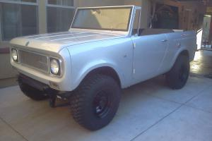 1969 International Scout 800a 4x4 V8 Convertible