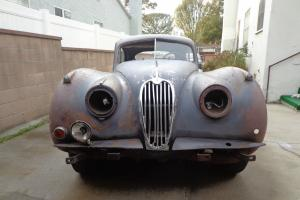 1956 JAGUAR XK140 MC FIX HEAD COUPE