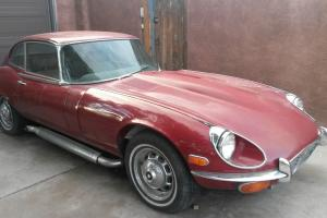 1971 Jaguar XKE V12 Series III 2+2 Photo