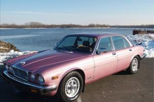 1986 Jaguar XJ6 Custom 38K Miles Clean Serviced