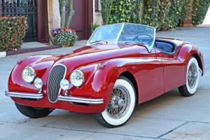 1952 Jaguar XK120 Roadster - Beautiful, All Numbers Matching and Entirely Solid