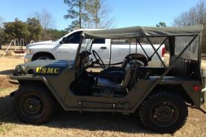 1964 M151A1 military jeep