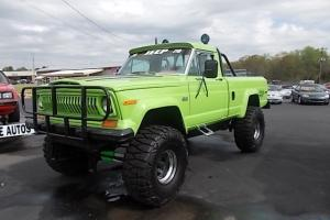 1978 JEEP J-10, NEW PAINT, NEW 38X15.50X15 NITTO MUD GRAPPLERS
