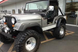 Jeep Willys, millitary, M38, cj-5,1960's, 4x4, custom, v-8, lifted,