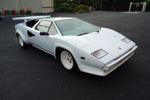 Lamborghini Countach 5000S All Tube Chassis V-8 (Replica)
