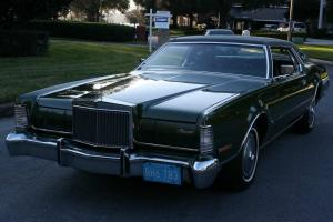 ELEGANT ORIGINAL SURVIVOR - 1973 Lincoln Mark IV Coupe-  58K ORIG MI