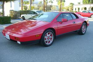 Collector Quality  Lotus Turbo Esprit   25,000 Original Miles  Runs Perfect Photo
