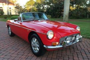 1969 MG MGB Roadster Convertible Mazda Miata Power Automatic Leather Immaculate