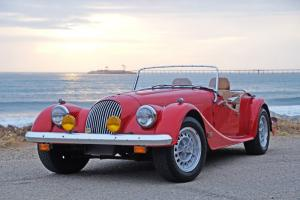 1980 Morgan Plus 8 Roadster - Completely Original, Documented, 43K Mile, CA Car Photo