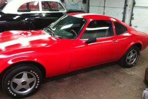 1972 Opel Gt!!!   no reserve auction