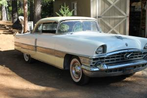 1956 Packard 400 Hardtop Coupe, California car, partially restored