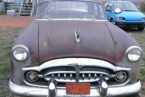 1952 Packard 250 De Lux!  HTF with this many original parts,chrome, & condition!