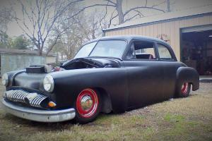1952 PLYMOUTH LS1 6.0 AIR RIDE MURDERED OUT RESTOMOD STYLE