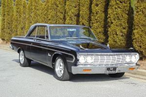 Belvedere with 413 Super Stock Max Wedge 4-Speed