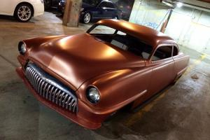 1953 Plymouth Cranbrook * Lead Sled * Bagged * Chopped * Channeled * Hot Rod