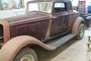1933 plymouth 5 window coupe barn find project