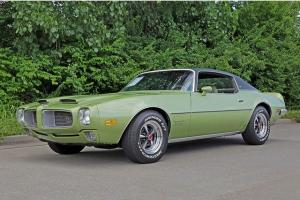 1971 Firebird 23,xxx ORIGINAL Miles #'s Matching, Cold A/C Superb Time Capsule!