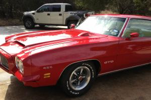 1971 Pontiac GTO Base 6.6L - with major performance/handling upgrades performe