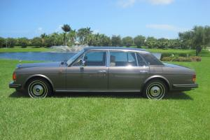 1985 Rolls Royce Silver Spur Base Sedan 4-Door 6.7L