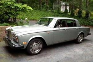 76 Rolls Royce Silver Shadow