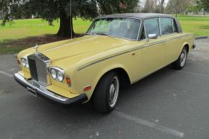 1977 Rolls Royce Silver shadow