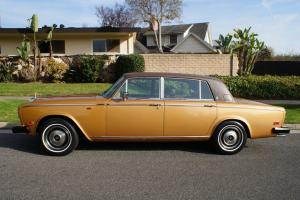1979 SILVER WRAITH II WITH 43K ORIGINAL MILES IN RARE ORIGINAL 'HONEY' COLOR! Photo