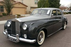 1962 Rolls-Royce Silver Cloud II, rare LWB, original EC Photo