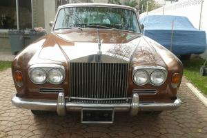 1969 Rolls-Royce Silver Shadow