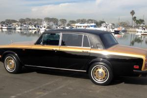 1976 Rolls Royce Silver Shadow LWB  Only 18k miles  All-Original Photo