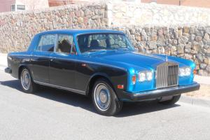 ROLLS ROYCE SILVER SHADOW 1973 BEAUTIFUL