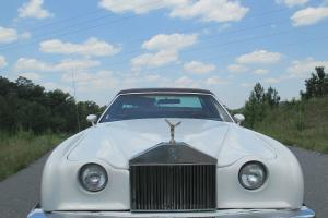 1976 Monte Carlo Custom Cloud ROLLS ROYCE VERY Rare Vintage Car  NO RESERVE
