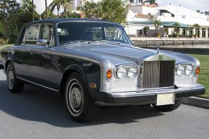 1980 Rolls Royce Silver Wraith II,  Very Rare one owner, garaged with 47k  miles